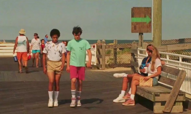 Ping Pong Summer ~卓球版『ベスト・キッド』というよりは『アドベンチャーランドへようこそ』のような