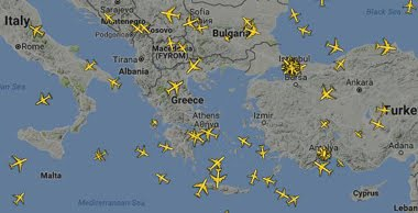Οι πτήσεις ΤΩΡΑ