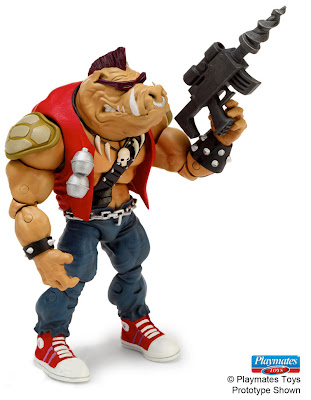 Playmates Teenage Mutant Ninja Turtles TMNT Classic Bebop figure