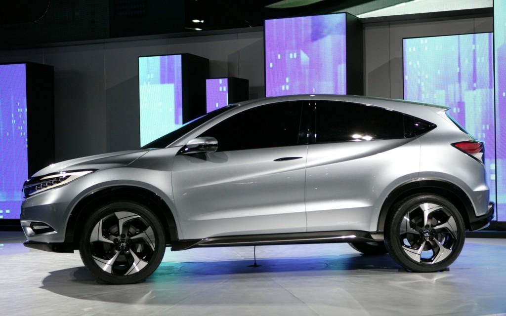 Sharply Styled Honda Urban SUV Concept | New cars reviews
