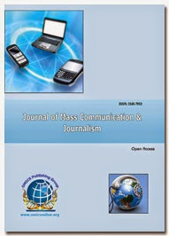 <b><b>Supporting Journals</b></b><br><br><b>Journal of Mass Communication &amp; Journalism </b>