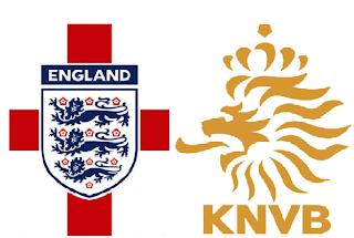 Inglaterra Vs Holanda - Partido Amistoso 2012