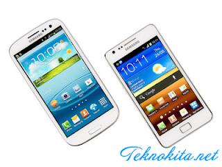 Spesifikasi Samsung Galaxy SIII (S3)