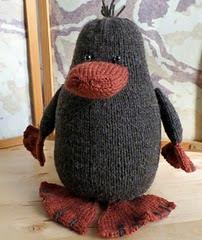 http://www.ravelry.com/patterns/library/duckbill-platypus---schnabeltier
