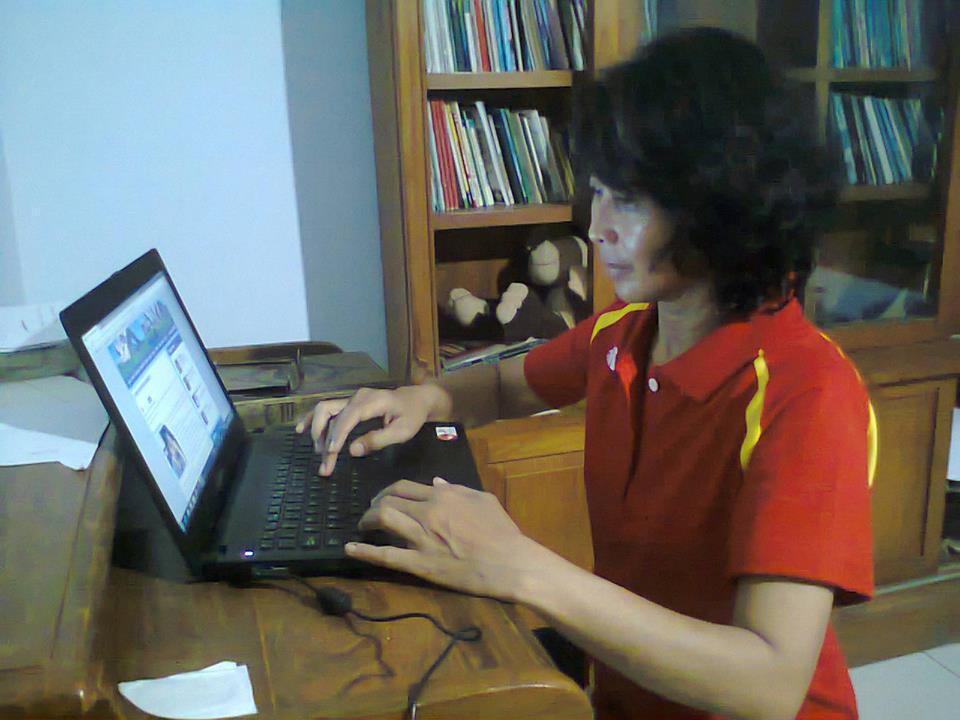 Briptu Wahyu Setiawan Tips Menghindari Penipuan Di Facebook Yang