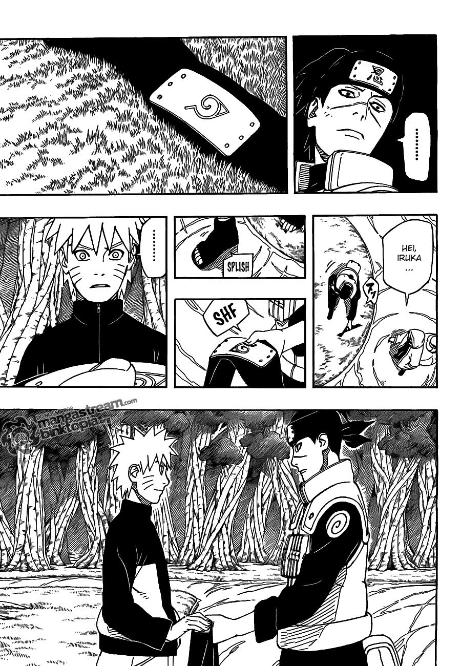 Manga Naruto 535 page 12