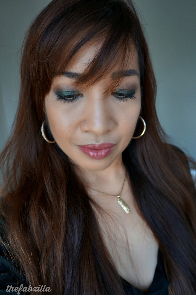 Fall 2014 Makeup Trend, Jewel Tone Eyes, Smoky Eyes, Tutorial