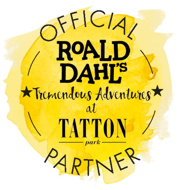 I'm an Offical Roald Dahl at Tatton Park Partner