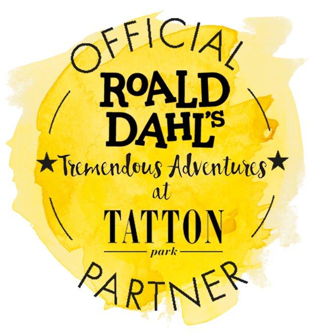 I'm an Offical Roald Dahl at Tatton Park Partner