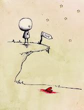 Há sempre algo diferente dando errado, o caminho que eu ando está na direção errada!
