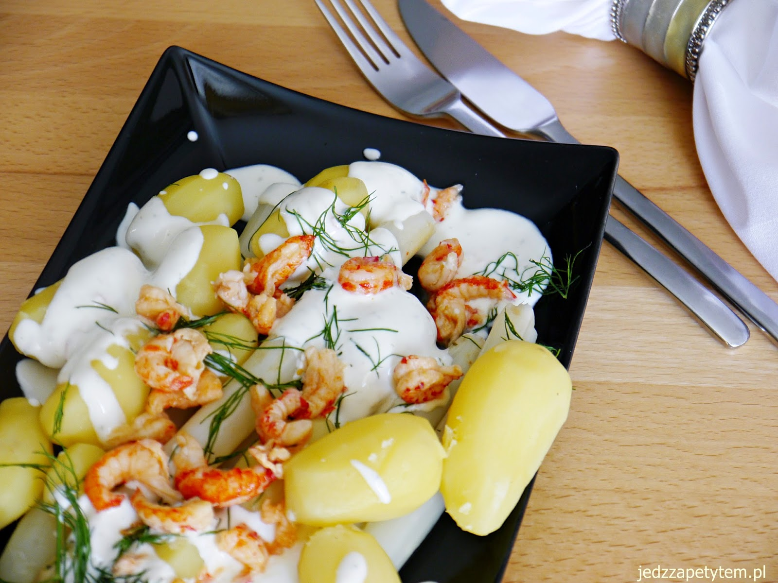 apetyt na szparagi