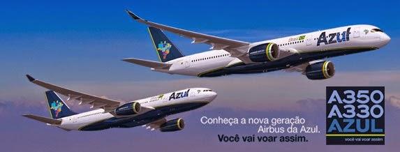 Press Release: AZUL anuncia compra de Airbus para rotas internacionais