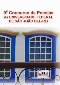 9.º Concurso de Poesia da Universidade S. João Del-Rei (Minas Gerais, Brasil)