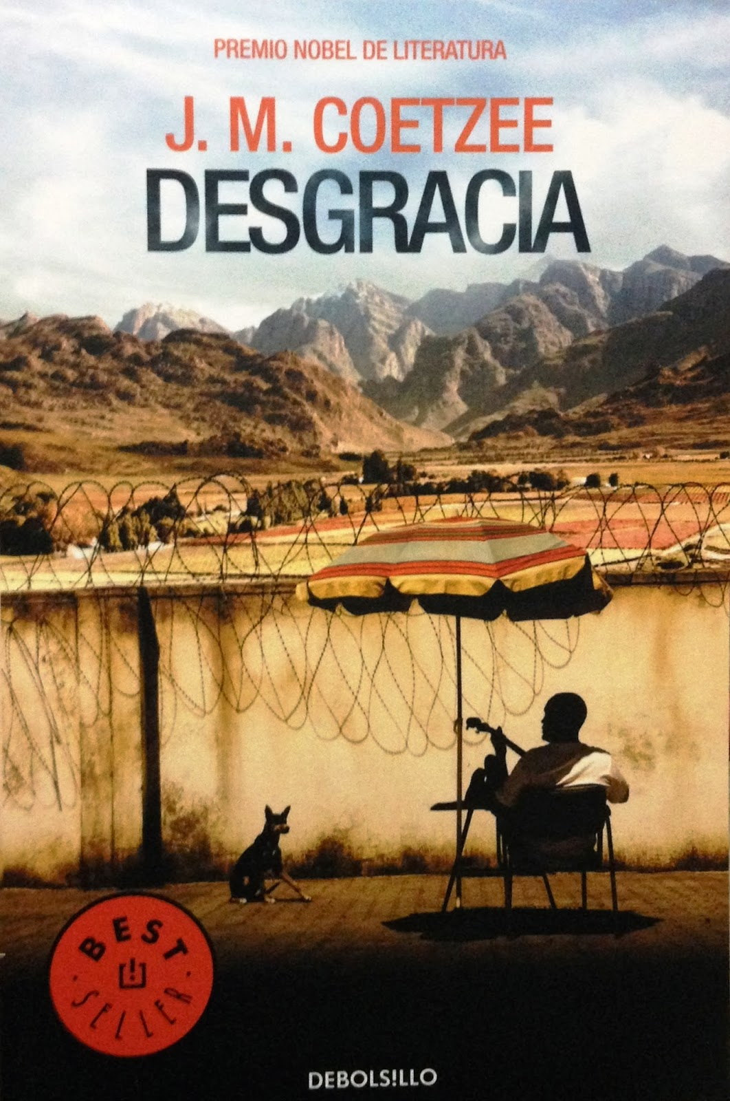 J. M. Coetzee - Desgracia