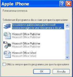 COME TRASFERIRE LE IMMAGINI DA IPHONE A PC