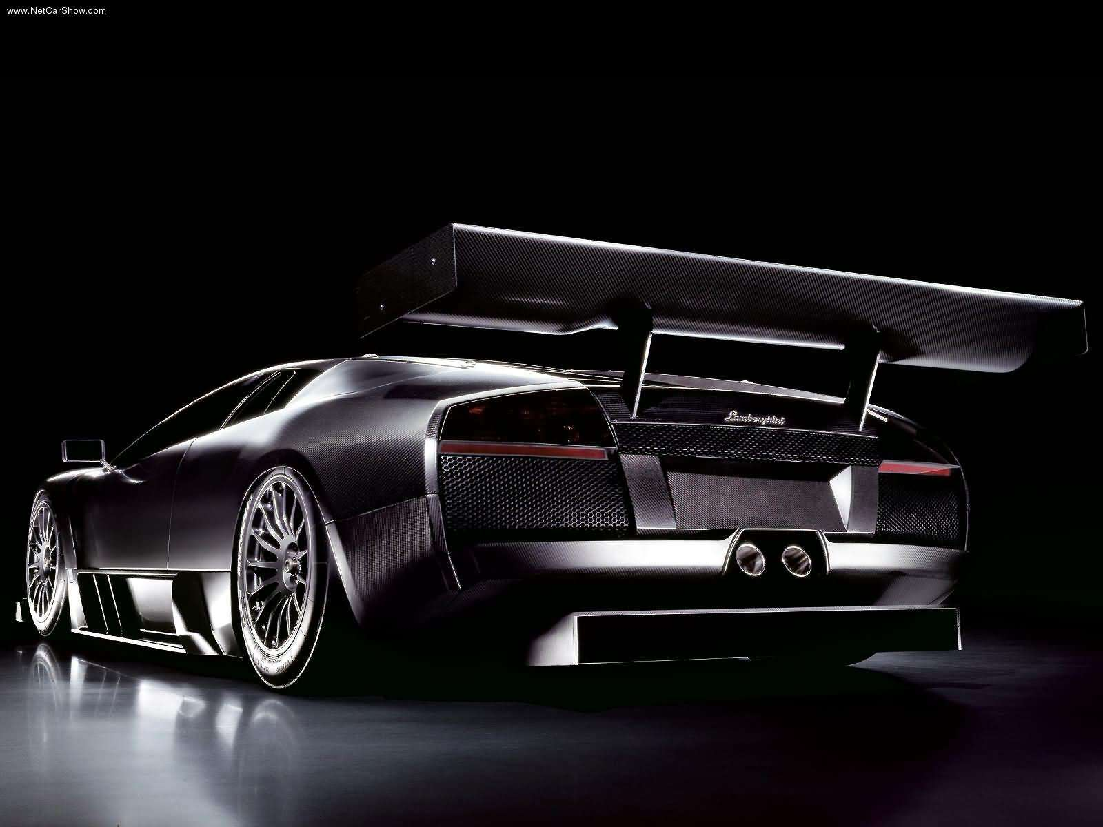 Hình ảnh siêu xe Lamborghini Murcielago RGT 2003 & nội ngoại thất