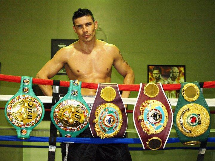 Hoy pelea el mejor boxeador del mundo