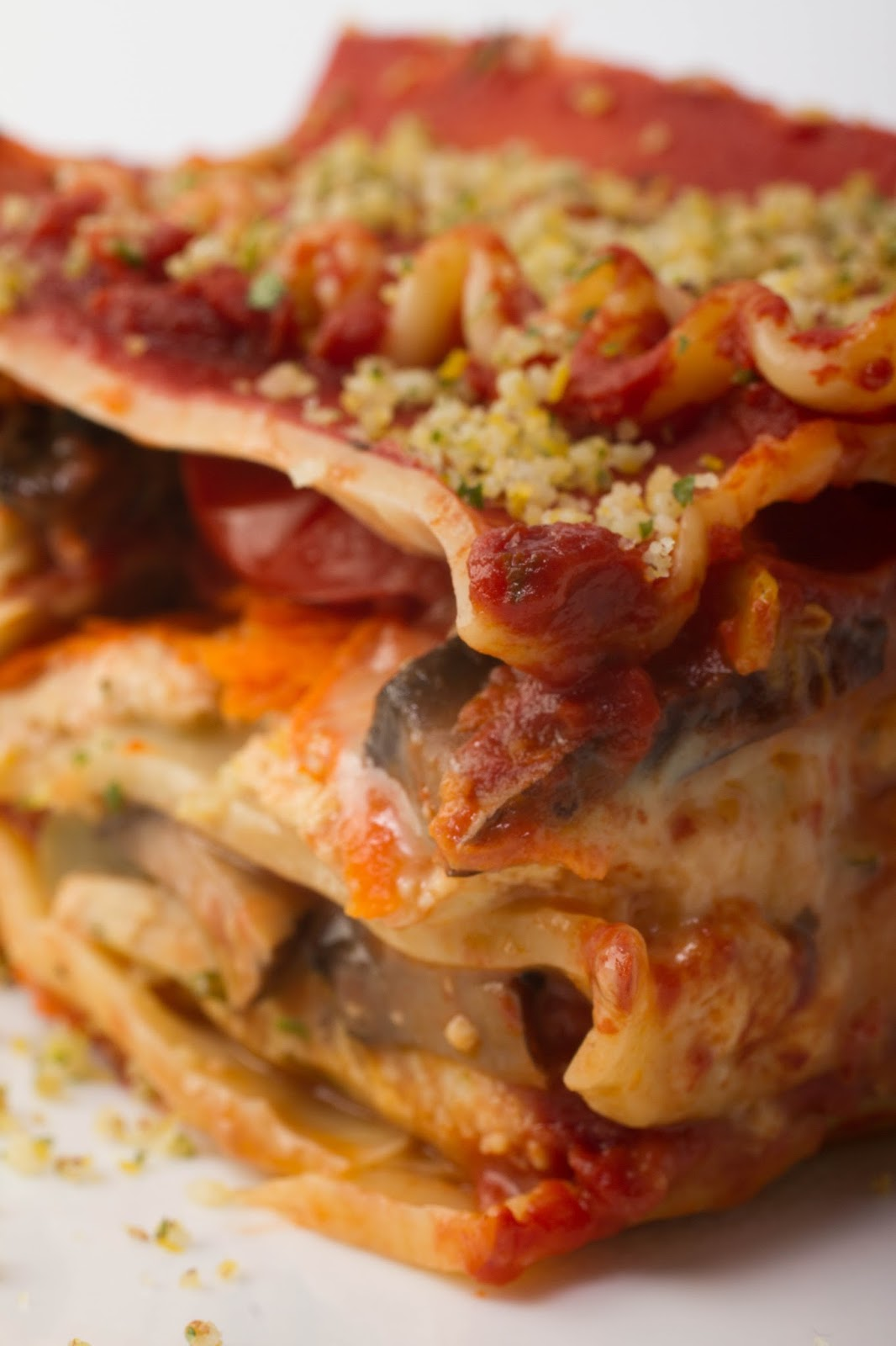 Make the Ultimate Vegetarian Lasagna