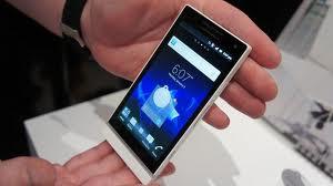 Gambar HP Sony Xperia