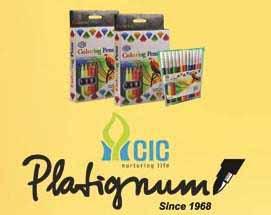 Platignum logo