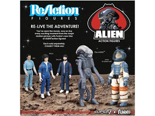 SSVN10006 Super 7 Alien ReAction Figures available for preorder