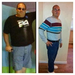 Men take Skinny Fiber for weight loss! This diabetic lost over 70 lbs taking skinny fiber and dropped 3 diabetes medications!