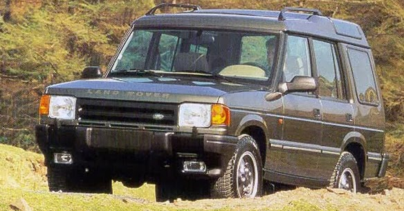 Land Rover Discovery 1 1995 1998 Workshop Service Repair