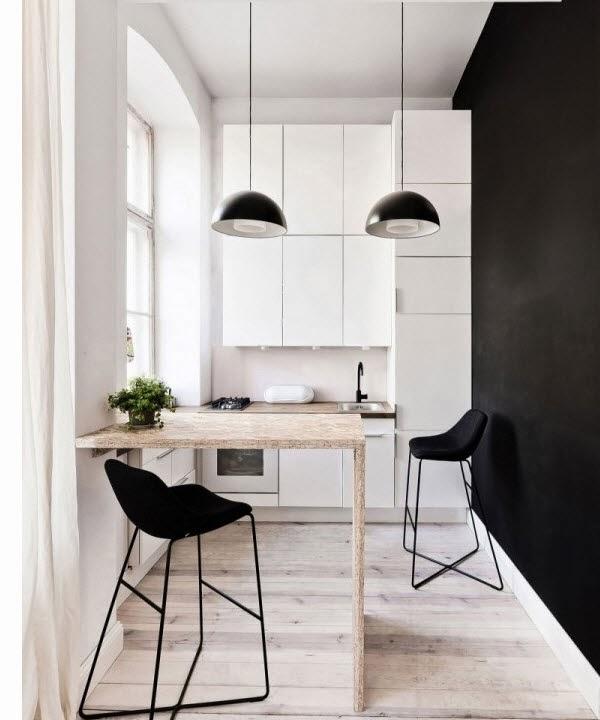 Diseño de departamento pequeño de 29 metros cuadrados [planos y ...