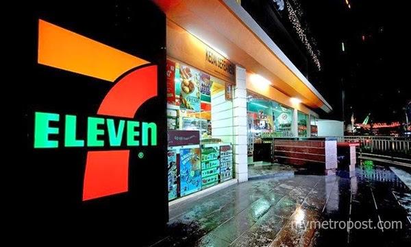 Jual arak: Larang orang Melayu bekerja 7-Eleven