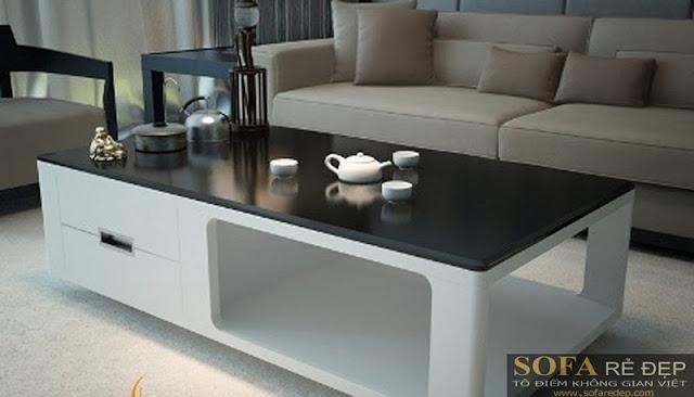 Bàn sofa gỗ BS008