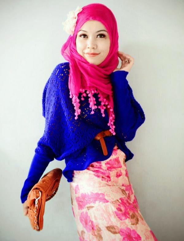 Hijab mode 2014