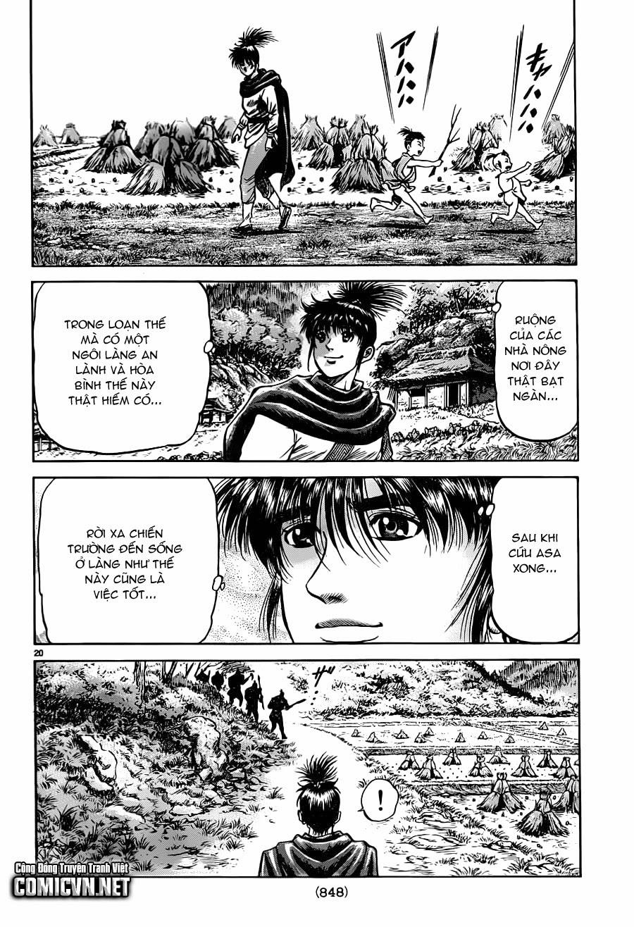 Chú Bé Rồng - Ryuuroden chap 236 - Trang 20