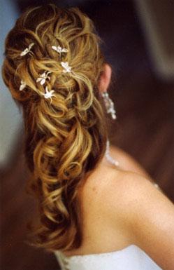 western bridal hair styles fashion