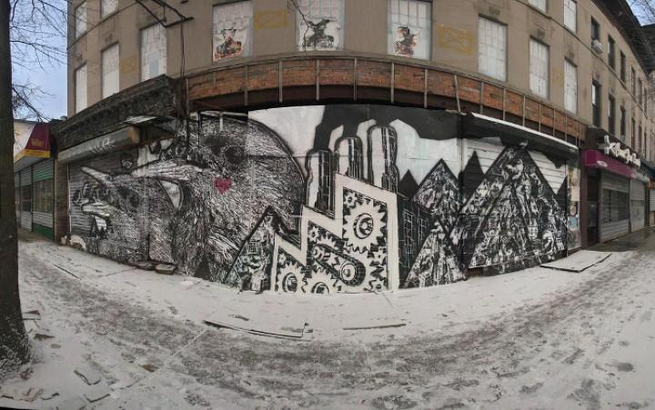 Gaia. Городской бунтарь