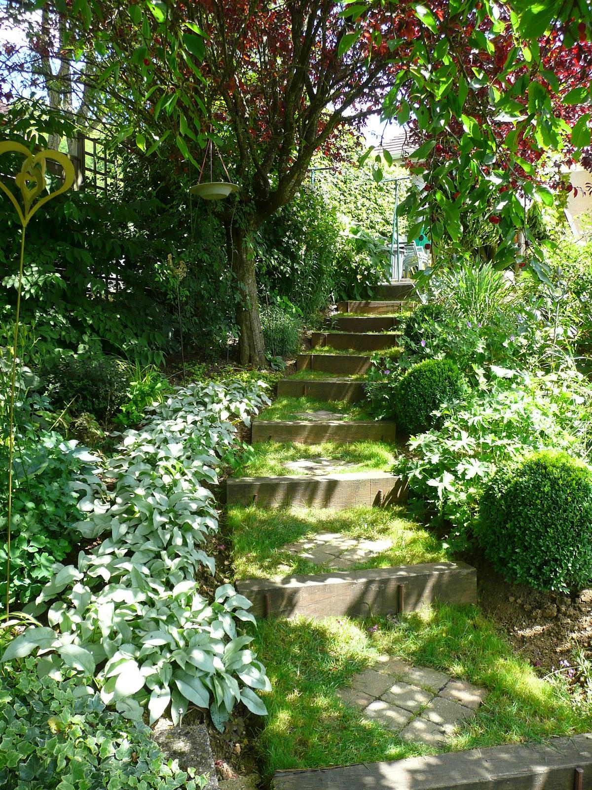 Notre jardin secret un week end en franche comt le jardin des grandes vignes - Le jardin des grandes vignes ...