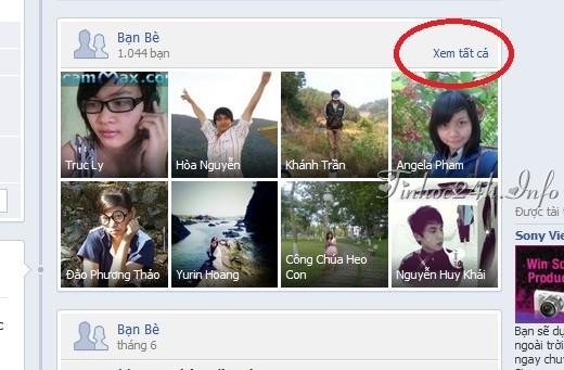 ẩn danh sách bạn bè trên facebook
