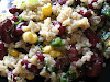 Red Kidney Bean and Quinoa Salad