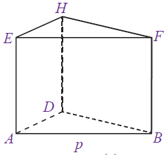 prisma tegak segitiga siku-siku