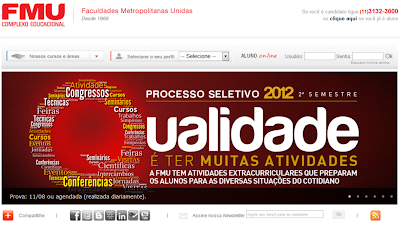 FMU ALUNO ONLINE | FMU.BR/ALUNO | FMU.COM.BR