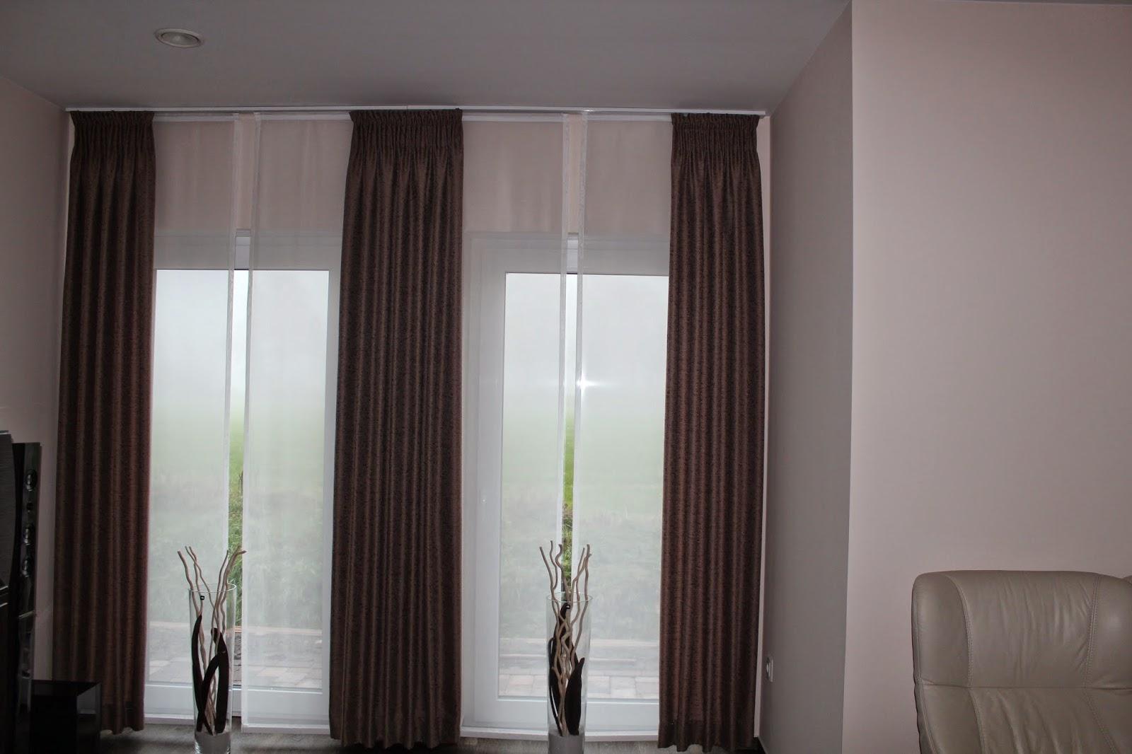 Wohnzimmer wand originell gestalten for Vorha nge fa r schlafzimmer