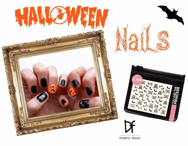Halloween, uñas, manicura,nail art,