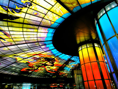 The Dome of Light Kaohsiung designed by Narcissus Quagliata
