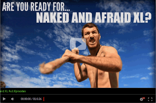 naked and afraid episodes uncensored