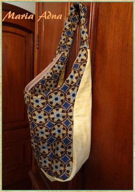 Bolsa em tecido importado, Maria Adna Atelie, Maria Adna, Bolsas em tecido,
