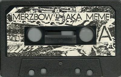 Merzbow Dying Mapa I