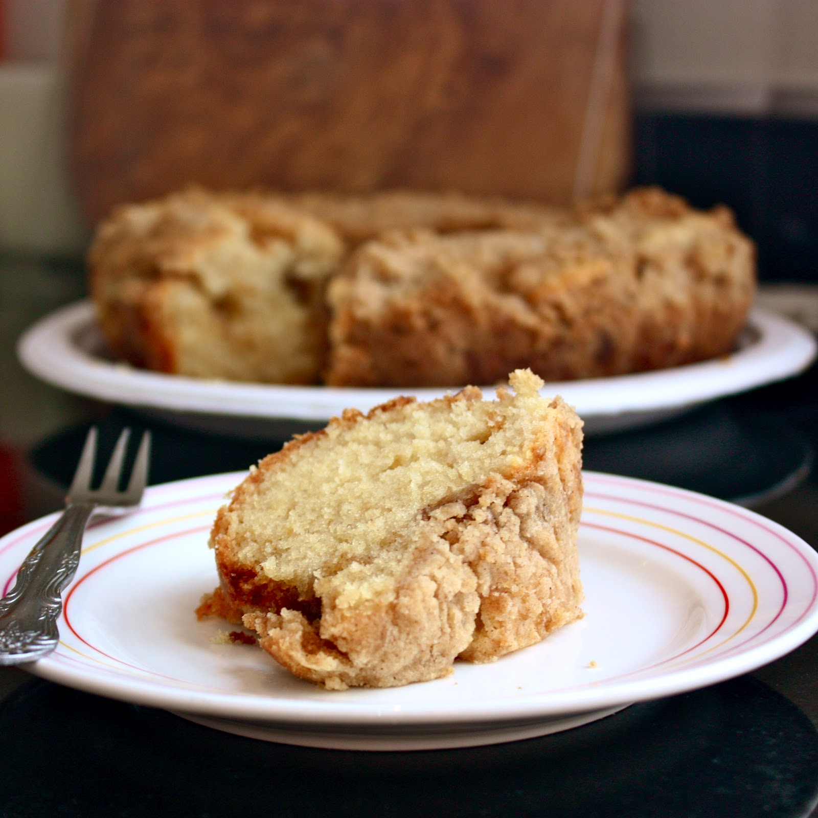 Cannella Vita: best cinnamon coffee cake