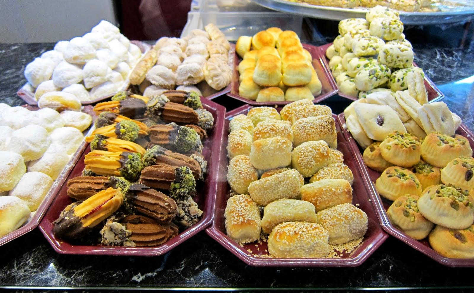 abla's patisserie prahran market biscuits shortbread
