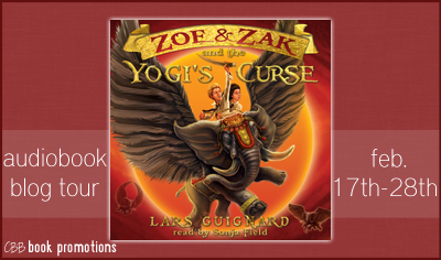 New Tour Sign Up: MG Fantasy Audiobook Tour