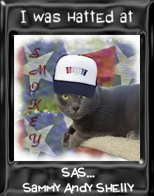 Smokey was hatted by SASS