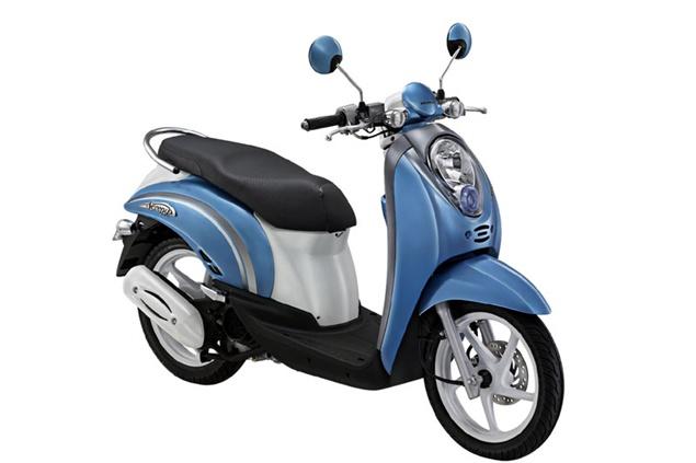 Scoopy Motorbike 2013 | Autos Weblog